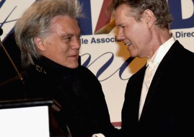 Marty Stuart & Honoree Randy Travis
