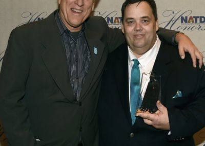 John Huie & Honoree Mike Smardak