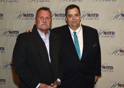 David Corlew (CDB) & Honoree Mike Smardak