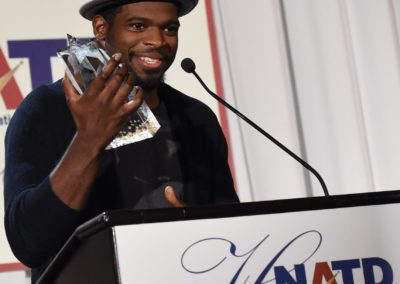 Honoree P.K. Subban