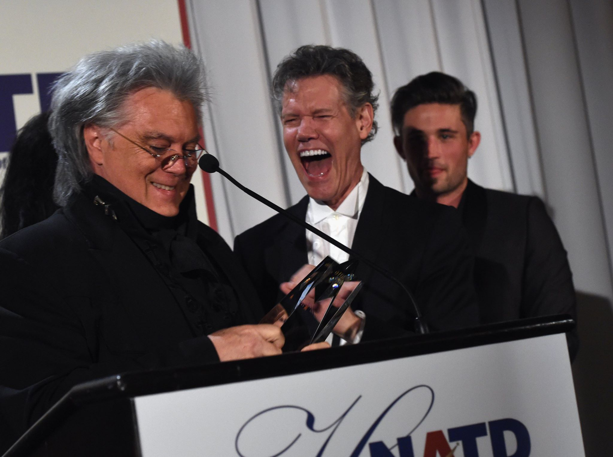 Marty Stuart, Randy Travis & Michael Ray