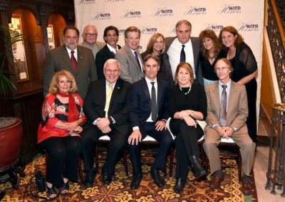 2015 Honorees with the NATD Board of Directors