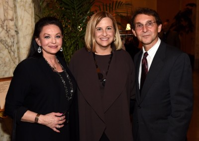 Crystal Gayle with Mayor Megan Barry and Bill Gatzimos