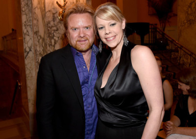 Lee Roy Parnell with Lisa Cook