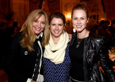 Jeanne Shaw and CAA's Meredith Jones and Shannon Casey